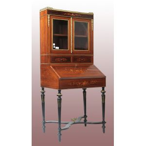 Cabinet in palissandro
