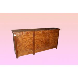 Credenza Nord Europa in olmo