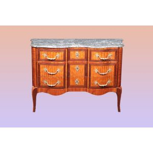 Commode francese stile Transizione